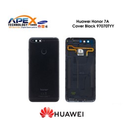 Huawei Honor 7A (L29A-L29B) Battery Cover Black 97070TYY