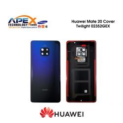 Huawei Mate 20 (HMA-L09, HMA-L29) Battery Cover Twilight 02352GEX
