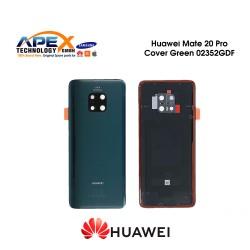 Huawei Mate 20 Pro (LYA-L09, LYA-L29, LYA-L0C) Battery Cover Emerald Green 02352GDF