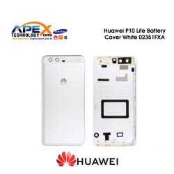 Huawei P10 Lite (VTR-L21) Battery Cover White 02351FXA