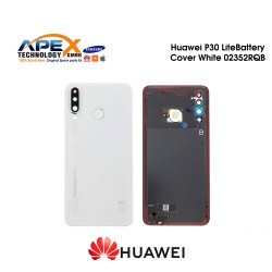 Huawei P30 Lite (MAR-LX1A MAR-L21A) Battery Cover Pearl White 02352RQB