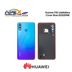 Huawei P30 Lite 2020 (MAR-LX1M) Battery Cover Blue 02352PMK