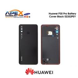 Huawei P30 Pro (VOG-L09) Battery Cover Black 02352PEY