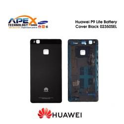 Huawei P9 Lite (VNS-L31) Battery Cover Black 02350SEL