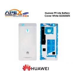 Huawei P9 Lite (VNS-L21) Battery Cover White 02350SEN