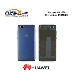 Huawei Y5 2018 (DRA-L22) Battery Cover Blue 97070URV