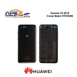 Huawei Y5 2018 (DRA-LX2) Battery Cover Black 97070URS