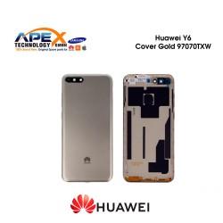 Huawei Y6 2018 (ATU-L21, ATU-L22) Battery Cover Gold 97070TXW