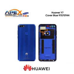 Huawei Y7 2018 (LDN-L01, LDN-L21) Battery Cover Blue 97070THH