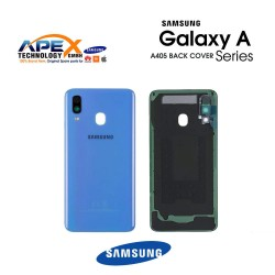 Samsung Galaxy A40 (SM-A405F) Battery Cover Blue GH82-19406C