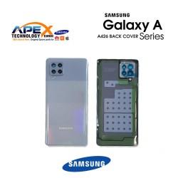 Samsung Galaxy A42 (SM-A426B) Battery Cover Grey GH82-24378C
