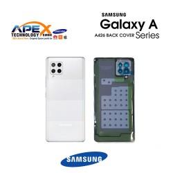 Samsung Galaxy A42 (SM-A426B) Battery Cover White GH82-24378B