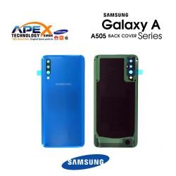 Samsung Galaxy A50 (SM-A505F) Battery Cover Blue GH82-19229C