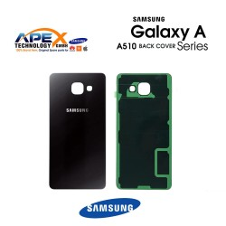 Samsung Galaxy A5 2016 (SM-A510F) Battery Cover Black GH82-11020B