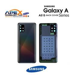 Samsung Galaxy A51 (SM-A515F) Battery Cover Prism Crush Silver GH82-21653F