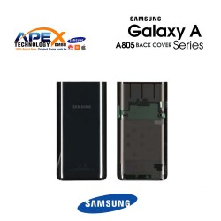 Samsung Galaxy A80 (SM-A805F) Battery Cover Phantom Black GH82-20055A