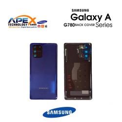 Samsung Galaxy S10 Lite (SM-G770F) Battery Cover Prism Blue GH82-21670C