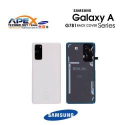 Samsung Galaxy S20 FE 5G (SM-G781B) Battery Cover Cloud White GH82-24223B
