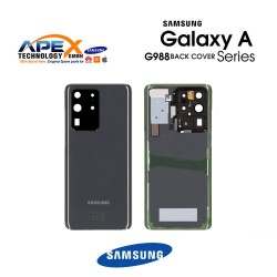 Samsung Galaxy S20 Ultra (SM-G988F) Battery Cover Cosmic Grey GH82-22217B