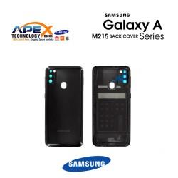 Samsung Galaxy M21 (SM-M215F) Battery Cover Raven Black GH82-22609A