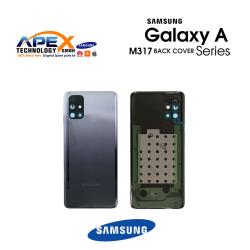 Samsung Galaxy M31s (SM-M317F) Battery Cover Mirage Black GH82-23284A
