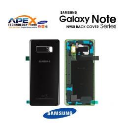 Samsung Galaxy Note 8 (SM-N950F) Battery Cover Black GH82-14979A