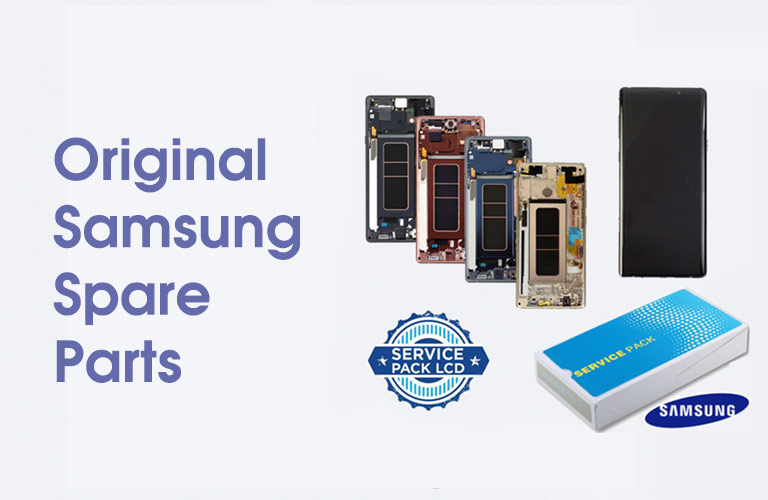 Original Samsung Spare Parts
