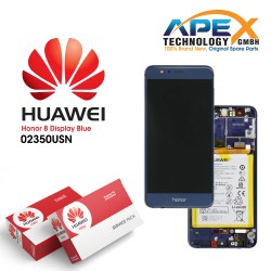 Huawei Honor 8 LCD Display / Screen + Touch + Battery - Blue