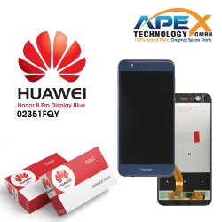 Huawei Honor 8 Pro, Honor V9 (DUK-L09) Display module LCD / Screen + Touch Blue 02351FQY