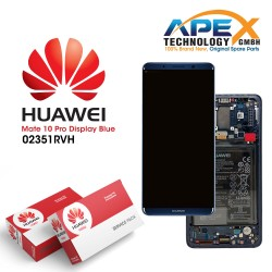 Huawei Mate 10 Pro LCD Display / Screen + Touch + Battery Assembly - Blue