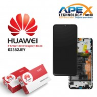 Huawei P smart 2019 (POT-L21 POT-LX1) P smart Plus 2019 Display module LCD / Screen + Touch + Battery Midnight Black 02352JEY OR 02352HTF OR 02352HPR OR 02352JFA