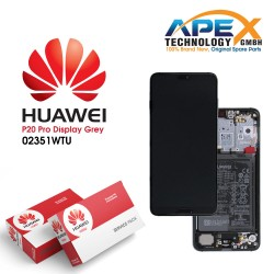 Huawei P20 Pro LCD Display / Screen + Touch + Battery Assembly - Grey