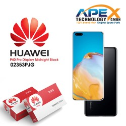 Huawei P40 Pro LCD Display / Screen + Touch + Battery Assembly - Aurora Blue