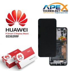 Huawei P smart Z (STK-L21) Y9 Prime 2019 (STK-L21) Display module LCD / Screen + Touch + Battery Midnight Black 02352RRF