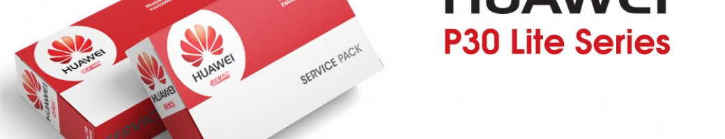 P30 Lite Service Pack Lcd