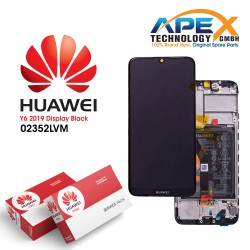 Huawei Y6 (2019) LCD Display / Screen + Touch + Battery