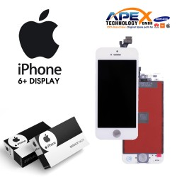 Display module LCD / Screen + Touch White for iPhone 6+