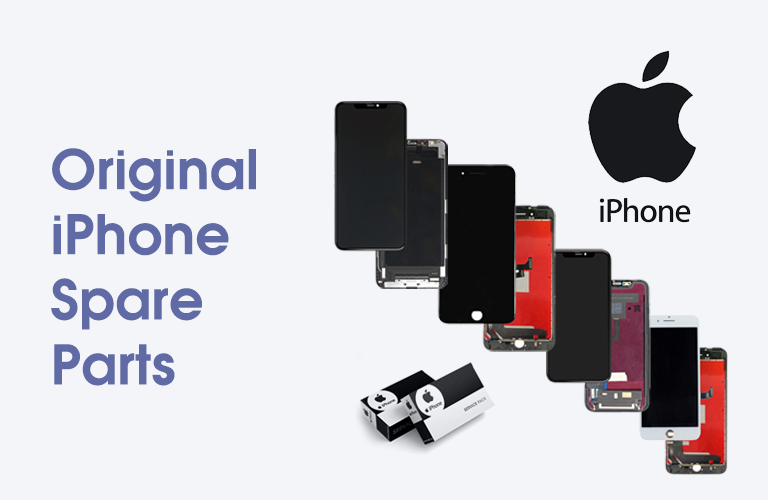 Original iPhone Spare Parts