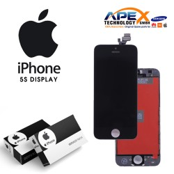 iPhone 5S LCD Display / Screen + Touch - Black