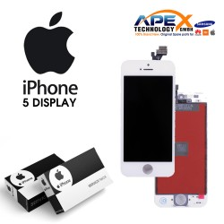iPhone 5 LCD Display / Screen + Touch - White