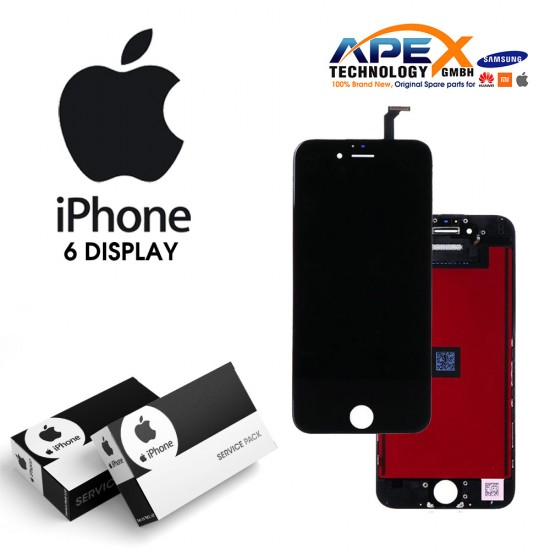 Display module LCD / Screen + Touch Black for iPhone 6