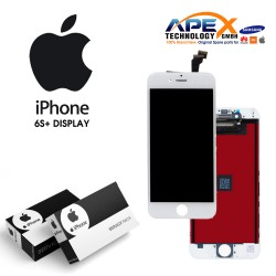 iPhone 6S+ LCD Display / Screen + Touch - White