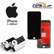 iPhone 7+ LCD Display / Screen + Touch - Black