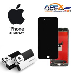 iPhone 8+ LCD Display / Screen + Touch - Black