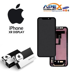iPhone XR LCD Display / Screen + Touch - Black