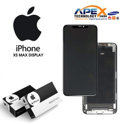 iPhone XS Max LCD Display / Screen + Touch - Black