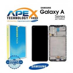 Samsung SM-A217 Galaxy A21s Display module LCD / Screen + Touch - GH82-23089A OR GH82-22988A
