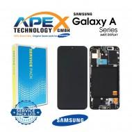 Samsung Galaxy A40 (SM-A405F) Display module LCD / Screen + Touch Black GH82-19672A  OR GH82-19674A