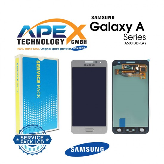 Samsung SM-A500 Galaxy A5 LCD Display / Screen + Touch Pink