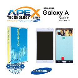 Samsung SM-A500 Galaxy A5 LCD Display / Screen + Touch White